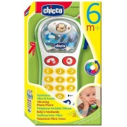 Chicco (Artsana Spa) Chicco Gioco 60067 Telefonino Vibra E Scatta