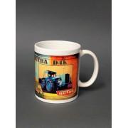 Dutra traktor pohár