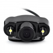 KELIMA-08 Gm doble LED Rearview camara con cable de regla electronica