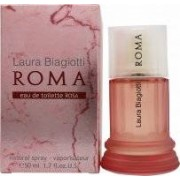 Laura Biagiotti Roma Eau de Toilette Rosa 50ml Sprej
