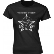 The Sisters Of Mercy 1984 Womens T-Shirt XL