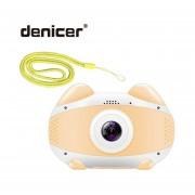 Denicer niños Mini cámara wifi niños juguetes educativos para niños regalos de bebé Regalo de Cumpleaños cámara Digital 1080 P cámara de vídeo LANG