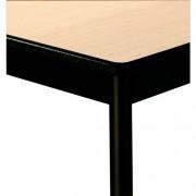 Modulaire vergadertafel Comfort - Halfrond
