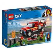 LEGO City, Camionul de interventie al comandantului pompierilor 60231