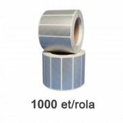 Biztonsági/VOID címke, 50x15, 1000 címke/tekercs