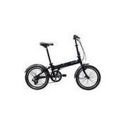 Bicicleta Dobrável Aro 20 Durban Bay Pro 7 Velocidades Grafite