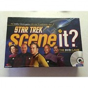 Star Trek Scene It? DVD Game with Real TV and Movie Clips