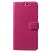 Nokia 5 Classic Wallet Case - Hot Pink