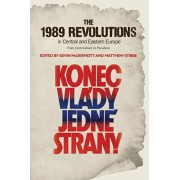 1989 Revolutions in Central and Eastern Europe. From Communism to Pluralism, Paperback/***