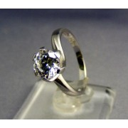 Zlatý prsteň čarovný biele zlato VP55352B