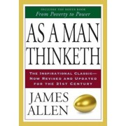 As a Man Thinketh & from Poverty to Power, Paperback