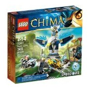 Lgp Lego Legends of Chima Eagles' Castle 70011 (Assorted)