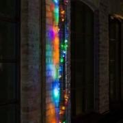 Konstsmide Ljusslinga 120 LED Frostad Topp 3812 Konstsmide