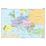 Europa in 1878
