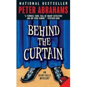Behind the Curtain: An Echo Falls Mystery, Paperback
