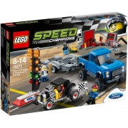 LEGO® Ford F-150 Raptor & Ford model A Hot Rod (75875), »LEGO® Speed Champions«