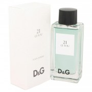 Le Fou 21 by Dolce & Gabbana Eau De Toilette Spray 3.3 oz