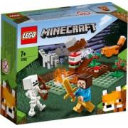 LEGO Minecraft Aventura din Taiga 21162