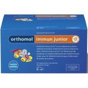 Orthomol Immun Junior x 30 portii x 3 tablete gumate Portocala