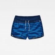 G-Star RAW Dend Stripe Swim Shorts