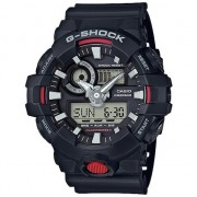 Casio G-SHOCK Standard Analog-Digital Montre GA-700-1A - Noir