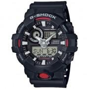 Casio G-SHOCK Standard Analog-Digital Montre GA-700-1A - Noir