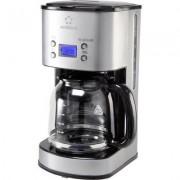 Kávéfőző nemesacél/fekete max. 12 csésze Renkforce CM4216 (1374126)