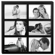 ZEP Fossano black 6x10x15 Wooden Gallery Frame MF646B