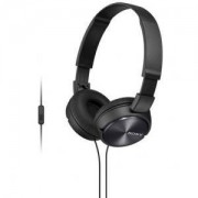 Слушалки Sony Headset MDR-ZX310AP black - MDRZX310APB.CE7