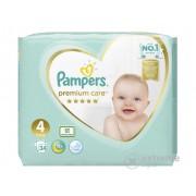 Pampers Premium Care Value Pack pelenke 4 veličina, 34 kom