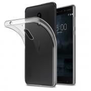 Ultra-Slim Case - тънък силиконов (TPU) калъф (0.3 mm) за Nokia 5 (прозрачен)