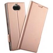 Sony Xperia 10 Plus hoesje - TPU Wallet Case - rose goud