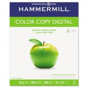 Copy Paper, 100 Brightness, 32lb, 8-1/2 X 11, Photo White, 500/ream