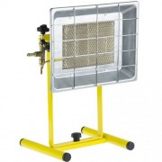 Лъчащ отоплител със защита на стойка. 3000W - Valerii Group