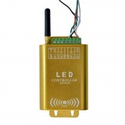 Barcelona LED Contrôleur WIFI ruban LED IC 7/24V-DC 3A (2048Adresses/32Vitesses/APP) - Barcelona LED