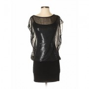B44 Dressed Cocktail Dress Size 0: Black Women's Dresses - 51776703