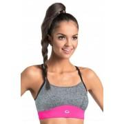 Sutien fitness Pandora gri M