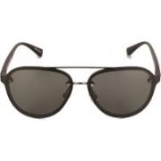 Daniel Klein Oval Sunglasses(Green)
