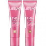 Lierac Hydra Chrono + Gel Crema Colorato Teinte Sable 30ml