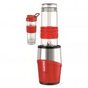 Blender Fitness Mix Albatros, 600 W, 570 ml, Rosu