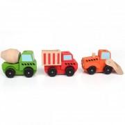 Set Vehiculos De Construccion