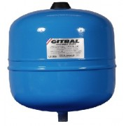Vas de hidrofor vertical Gitral Blue GBV 8 -8lt. (fara picioare)