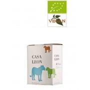 Vivolovin Casa Leon Tinto Bag in Box 3l IGP Tierra de Castilla 2019 Bio Rotwein