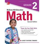 McGraw-Hill Education Math Grade 2, Second Edition, Paperback