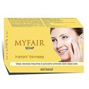 My fair fairness soap (Pack of 5 pcs) 75 gms each