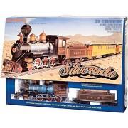 Bachmann Trains Silverado Ready-to-Run Large Scale Train Set