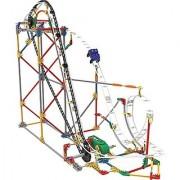 KNEX Blizzard Blast Roller Coaster Building Set