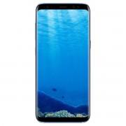 Telefon Mobil Samsung Galaxy S8 Plus G955, 64GB Flash, 4GB RAM, Single SIM, 4G, Blue