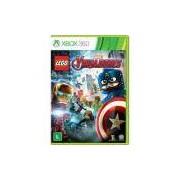 Jogo Xbox 360 LEGO Marvel Vingadores (avengers)