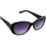 Scott Over-sized Sunglasses(Grey)